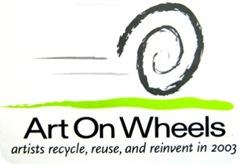 Art On Wheels logo